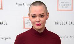 "Rose McGowan Defends Describing Red Carpet As ""Visual Rape"""