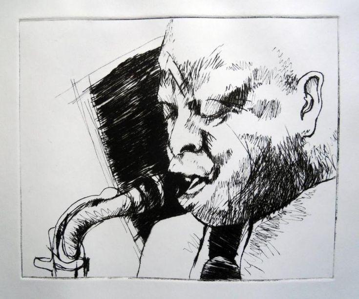 """Player-s"" by Rudolf Mach, http://www.almondarte.com/10115"