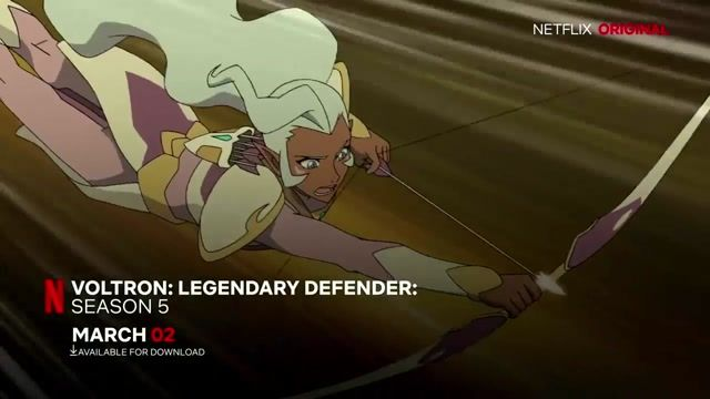 THATS ALLURA'S MOM! Are we getting more backstory from Alfor's time? God I hope so. That would be great.