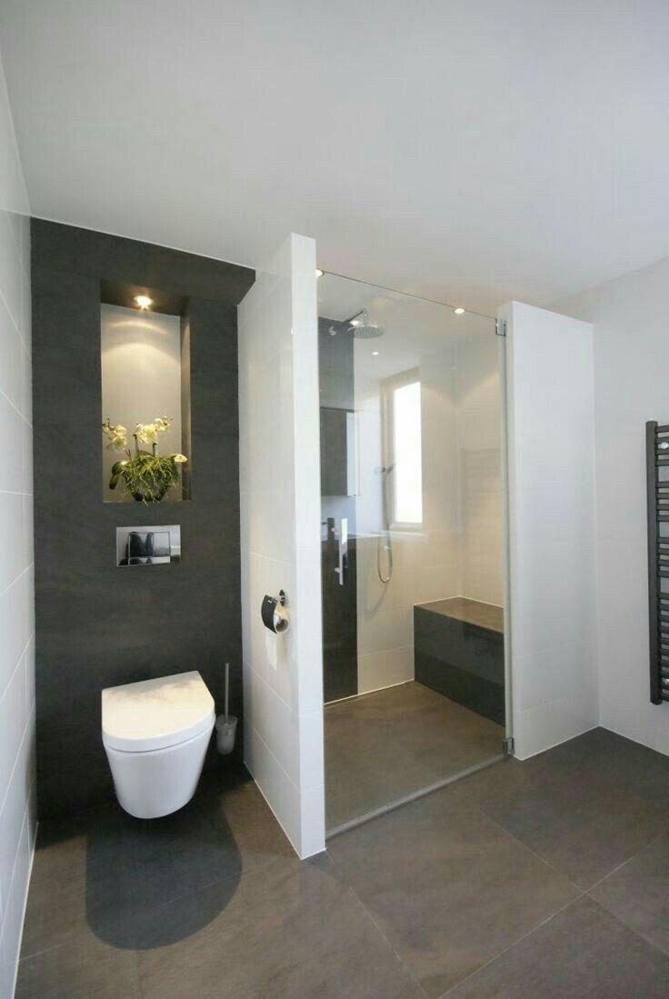 Badezimmer ideen klein grau  best badezimmer images on pinterest  bathroom bathrooms and
