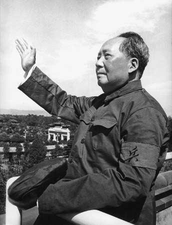 Mao Zedong was the leading Marxist theorist in China and the statesmen who transformed China into a communist state. He was the chief of state of the Peoples Republic of China until his death in 1976. - TD