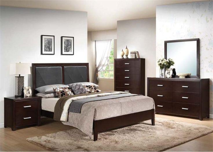 Bedroom Sets Queen Size best 20+ black bedroom sets queen ideas on pinterest | grey