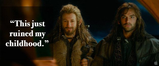 Fili and Kili from The Hobbit | 21 Literary Characters Who Shouldn't Have Died
