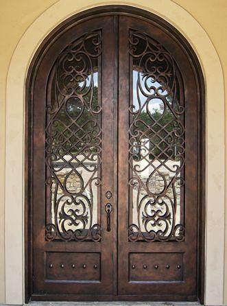 165 Best Mediterranean Doors Images On Pinterest Door Entry Front