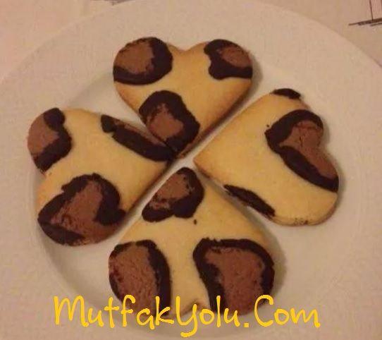 leopar kurabiye tarifi