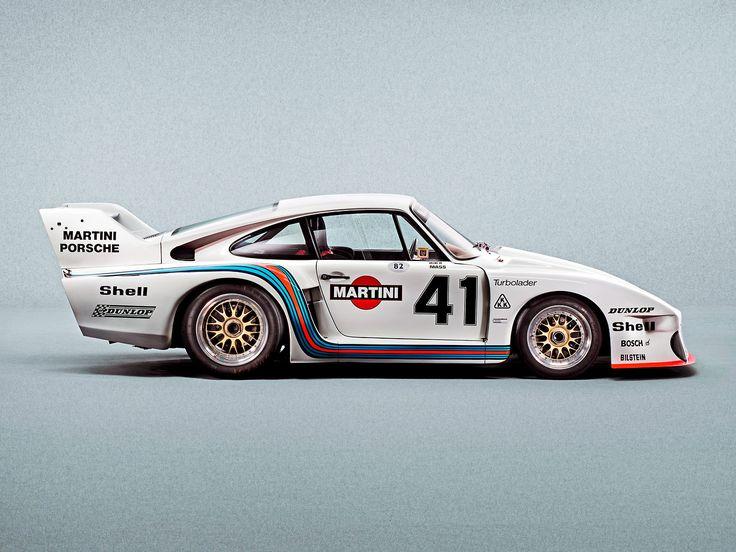 Porsche's in Livery