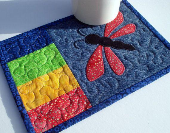 1000 Ideas About Mug Rugs On Pinterest Mug Rug Patterns