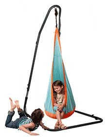 how to make a nest swing
