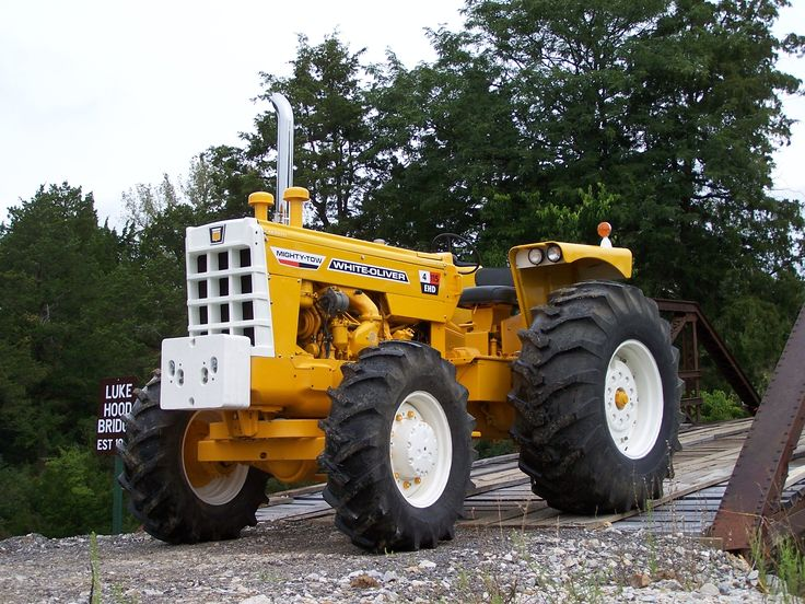 Oliver 1950 4x4 : Best images about wd tractors on pinterest boy toys