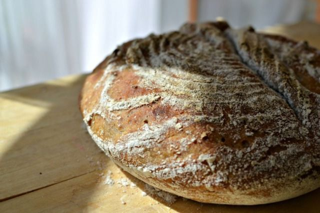 Kvásek - žádná věda! / Homemade Bread