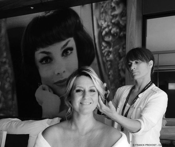 The beautiful Luana Belmondo trusted the #TeamProvost