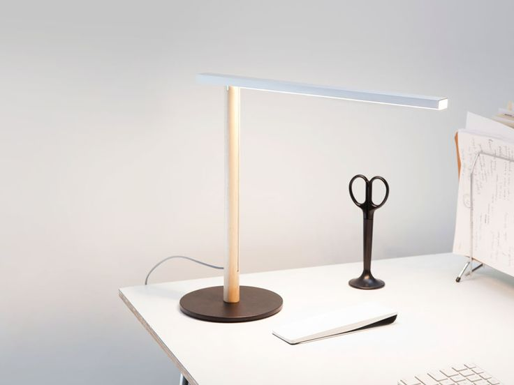 Channel Task Lamp By Rich Brilliant Willing | Table & Desk - AHAlife.com
