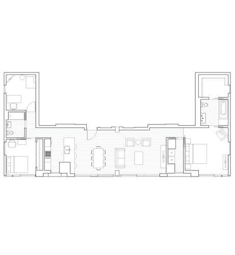 128 best Modern House Plans images on Pinterest Architecture