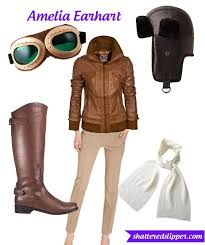 Image result for amelia earhart costume