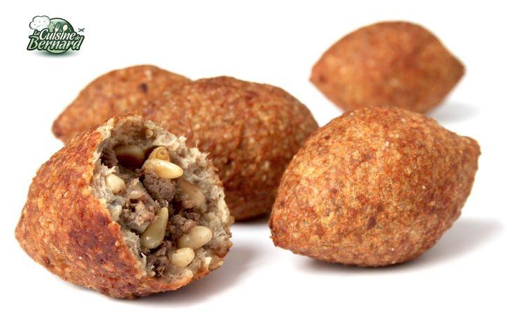 La Cuisine de Bernard : Kibbehs