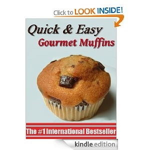 Free on Amazon for Kindle -- Good 3/21/12Cookbooks Quick, Gourmet Muffins, Final Decide, Easy Gourmet, Bestselling Author, Healthy Food, Favorite Recipe, Linda Lori, Chilis Cookbooks