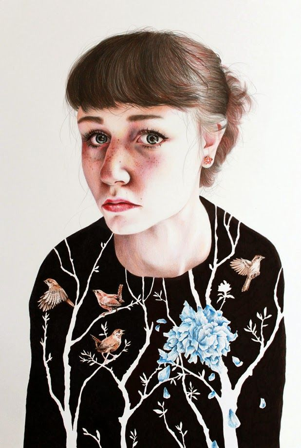 illustrations by Kate Powell