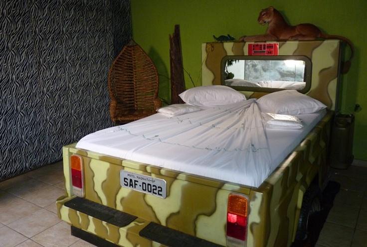 Suíte Safari - Magnata Motel, São Paulo