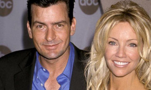 Heather Locklear leads support for Charlie Sheen