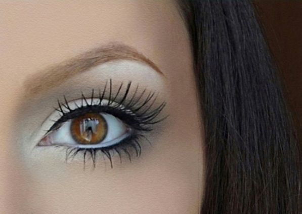 Obsessed With White Eyeliner If You Have Brown Eyes It