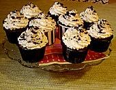 Oreo Cupcakes (Rezept mit Bild) von BakingTheLaw | Chefkoch.de
