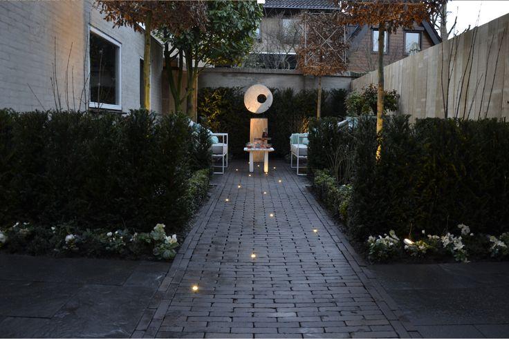 In lite tuinverlichting grondspot eigen huis tuin db led buitenverlichting - Buitenverlichting design tuin ...