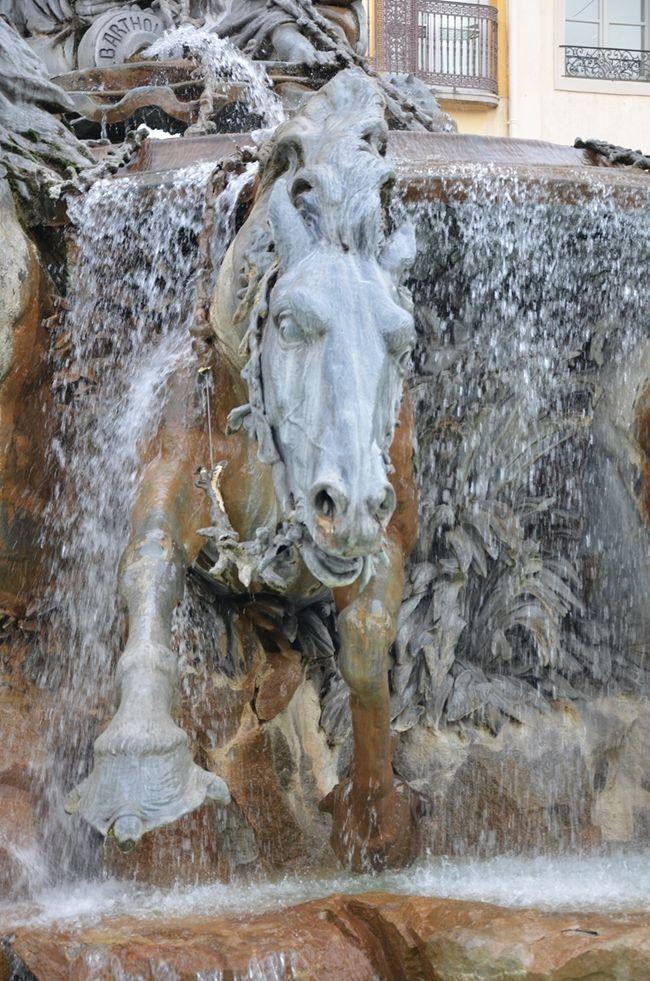 place des Terraux www.arttrip.it/lyon-les-traboules-place-des-terraux/