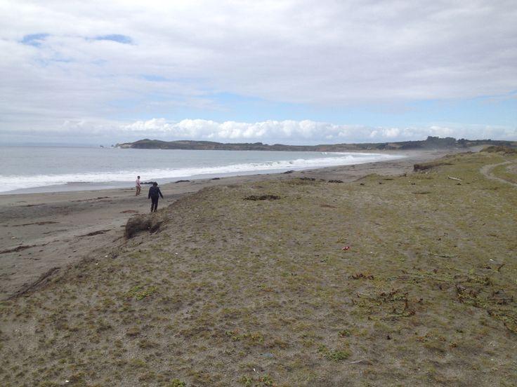 Playa Corona, Chiloe