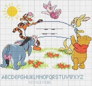 CHARMS AT CROSS POINT: Winnie the Pooh