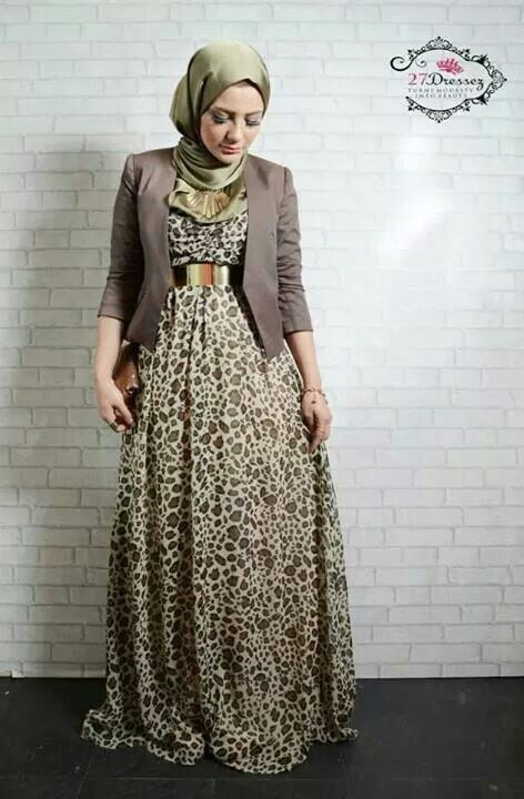 Muslimah fashion & hijab style
