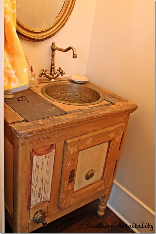 17 best images about small powder room on pinterest powder room design vanities and tiny half. Black Bedroom Furniture Sets. Home Design Ideas