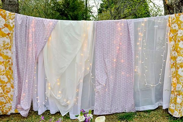 DIY Outdoor LIGHTING FOR OUTDOOR Party  | Related Post from DIY Ideas for Christmas