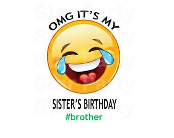 Image result for emoji pics of brother and sister text