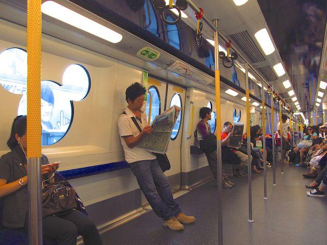 Expresso Disney Hong Kong