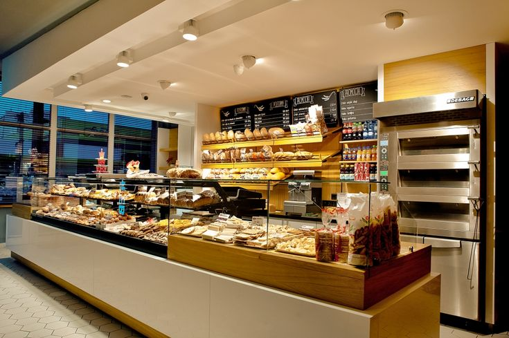 Bakery Majewscy in Poland - interior