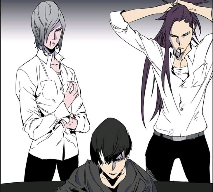 Noblesse #M21 #tao | Anime/Manga | Pinterest