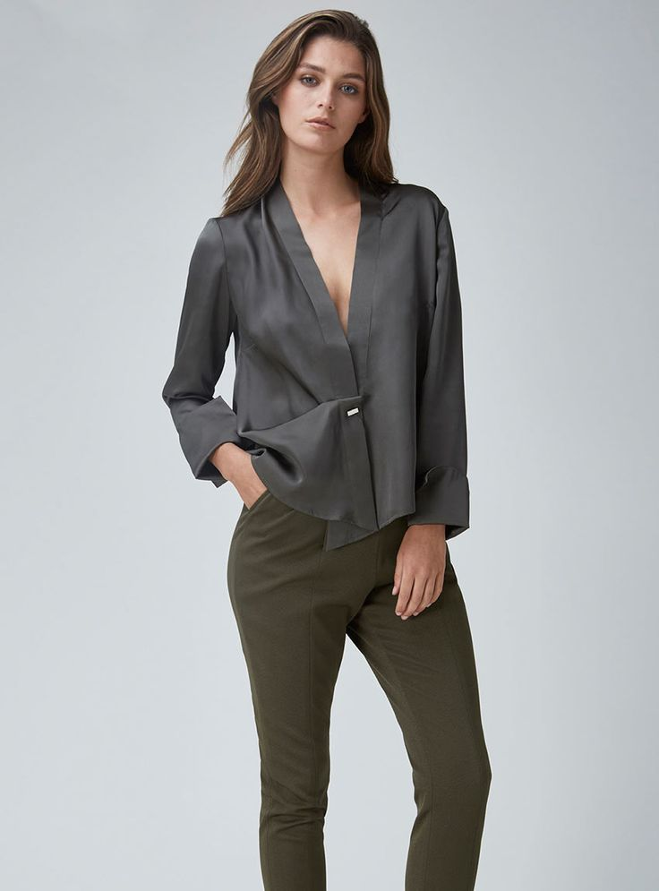 Finders Keepers - Start Believing Shirt Khaki
