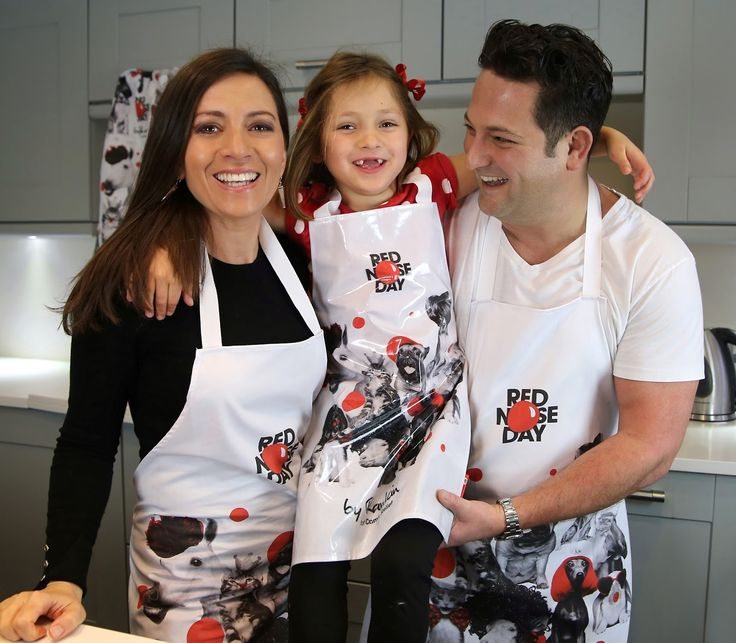 Q&A With TV Presenter, Channel 5 Weather-girl And Children's Author Clare Nasir And BBC Radio 6 Music Pesenter Chris Hawkins #RedNoseDay #TKMaxx #interview
