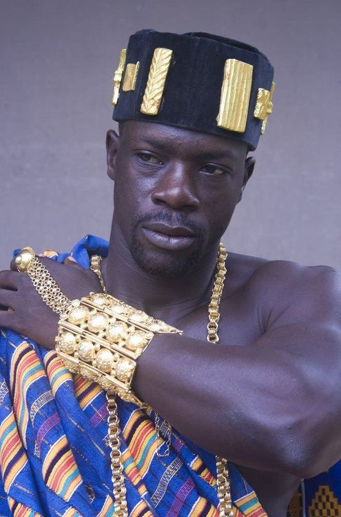 Ghana,  Akan King, Royalty, tribe, traditional