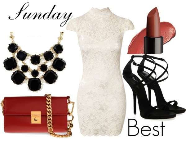 """Sunday Best"" by michelleanned on Polyvore"