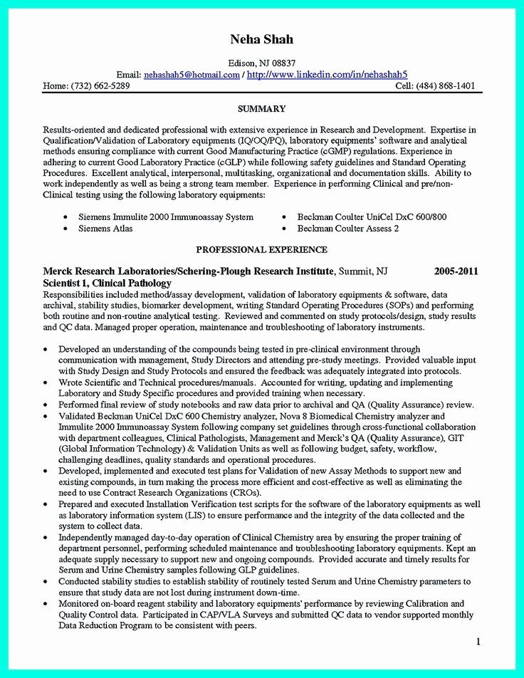 Entry level cra resume new 25 best ideas about clinical