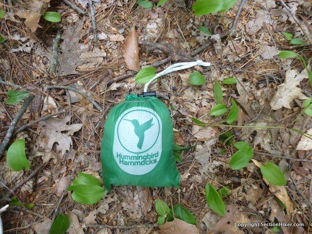 Hummingbird Single Hammock & #Tree Straps Review http://sectionhiker.com/hummingbird-single-hammock-tree-straps-review/ #survival #trekking oregonexplored