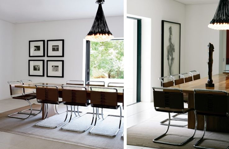 494 best Modern Dining rooms images on Pinterest