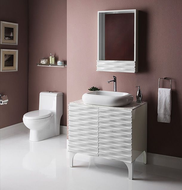 modern white shower room vanities for oneofakind restroom style