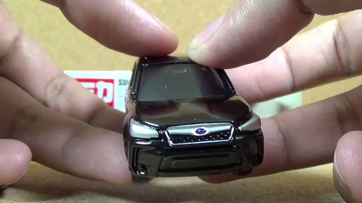 Tomica 112 - Subaru Forester Die-cast Car
