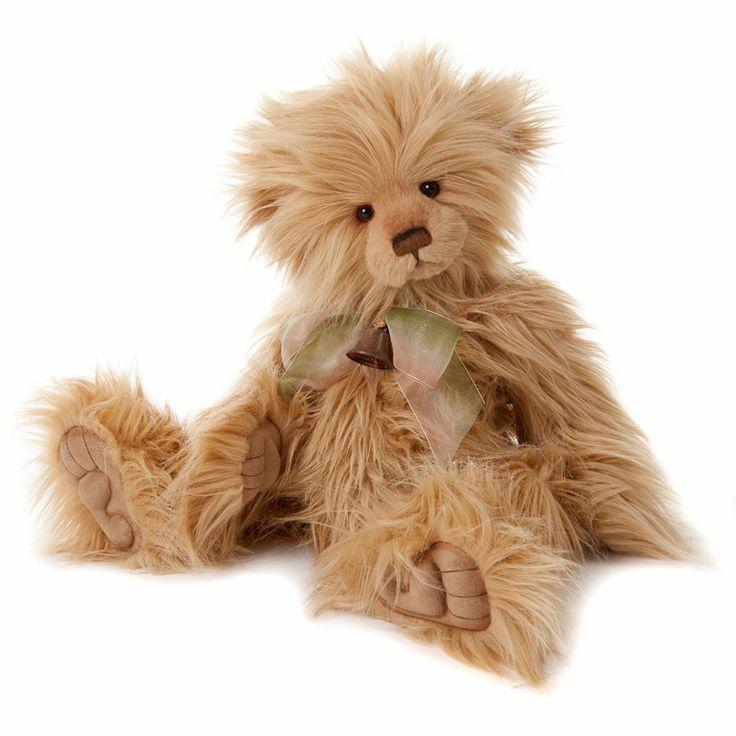 Charlie Bears Teddy Bear Charlotte