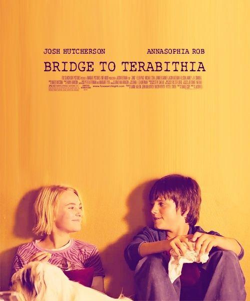Annasophia Robb in Bridge to Terabithia. Also starring Josh Hutcherson. Such a sweet movie.