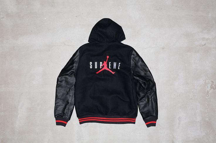 Supreme x Jordan® アパレルコレクション