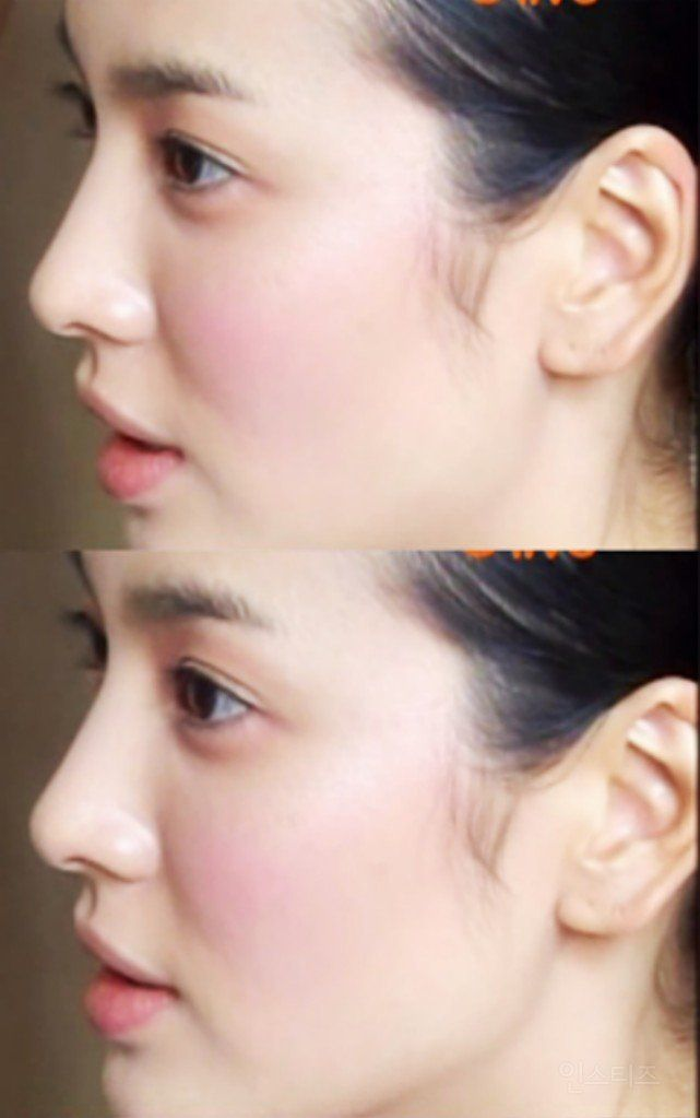 Song Hyekyo Perfect Nose Pretty Nose Face Piercings