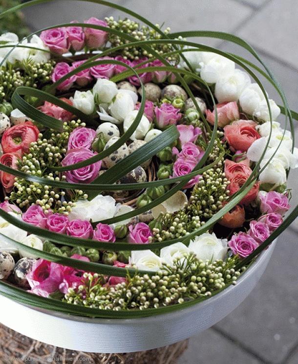 Meer dan 1000 idee n over ranonkel bloemstuk op pinterest bloemstukken bloemstukken en boterbloem for Decoratie stuk om te leven